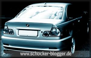 Krasse 3er BMW