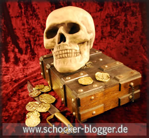 Goldfund des Schocker Bloggers